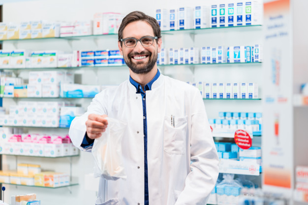 Auxiliar de Servicios Farmacéuticos