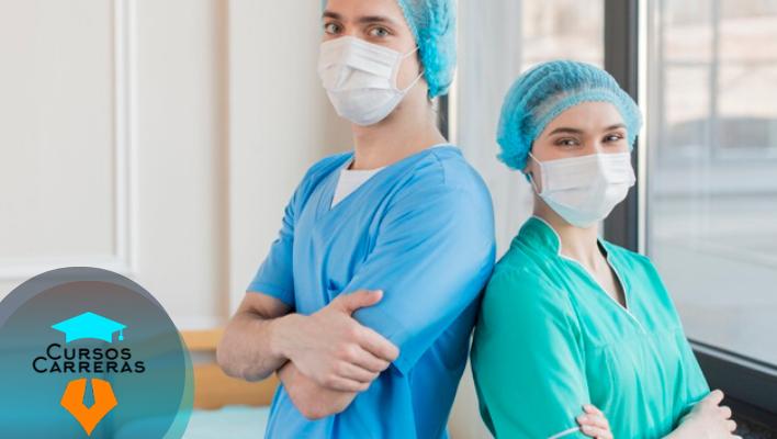 Carrera en Auxiliar de Enfermería