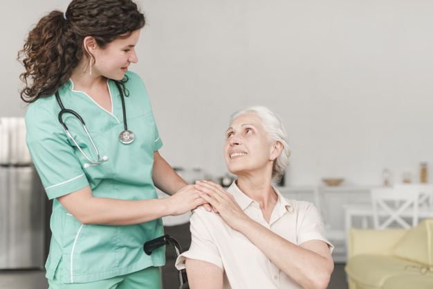 Enfermería en Atención Domiciliaria